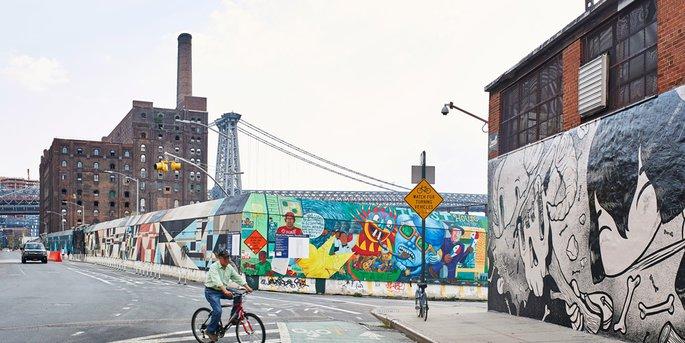 Brooklyn Williamsburg Street