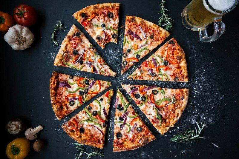 New York Pizza, Photo by Igor Ovsyannykov